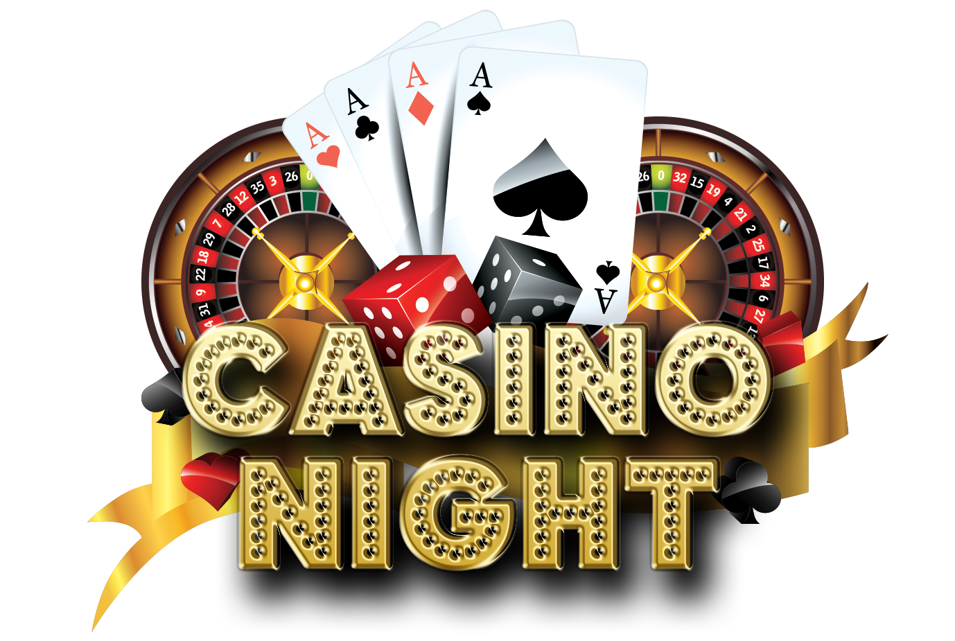 Casino night game activities casino hard hotel joint rock